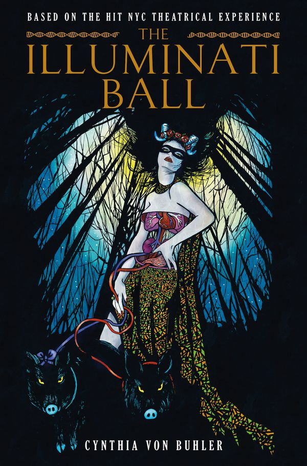 [Cover Art image for The Illuminati Ball]