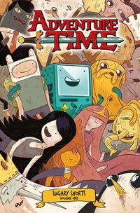 [Image for Adventure Time: Sugary Shorts Vol. 1]