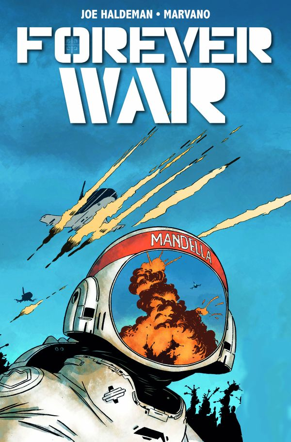 [Cover Art image for The Forever War]