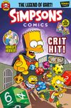 [The cover image for Simpsons Comic #23]