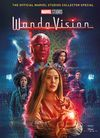 [The cover image for Marvel's Wandavision Collector's Special]