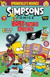 [The cover image for Simpsons Comic #25]