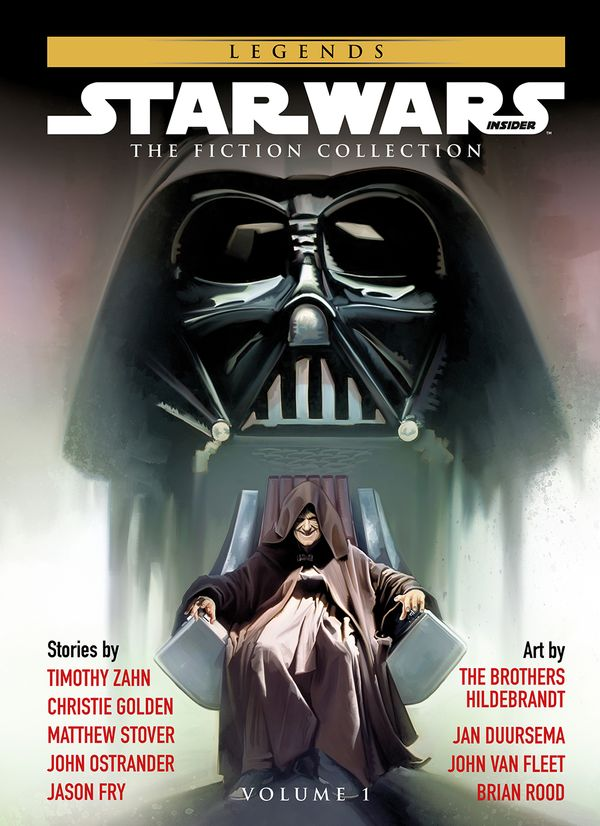 [Cover Art image for Star Wars Insider: Fiction Collection Vol. 1]