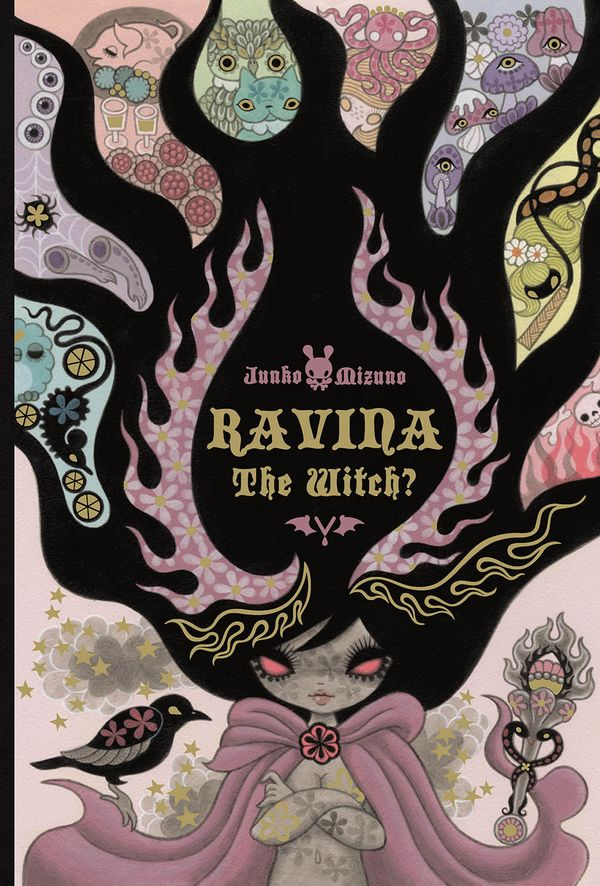 [Cover Art image for Ravina The Witch]