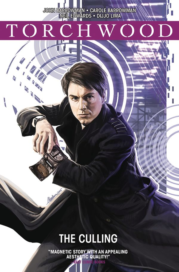 [Cover Art image for Torchwood Vol. 3: The Culling]