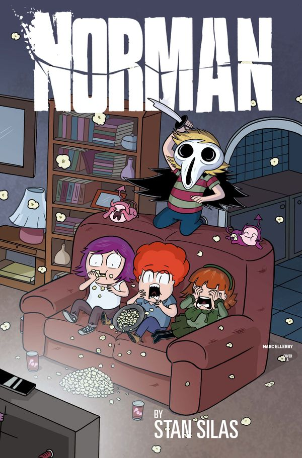 [Cover Art image for Norman: First Slash]