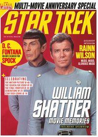 [Image for Star Trek Magazine #72]