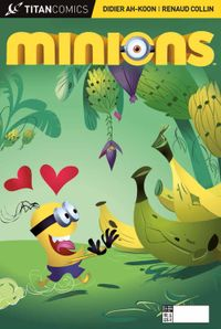 [Image for Minions: Banana]