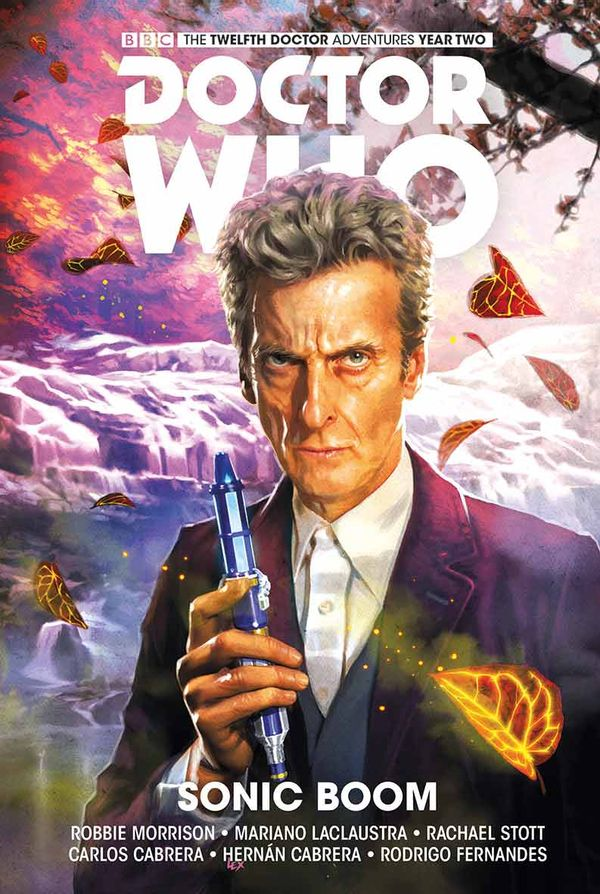 [Cover Art image for Doctor Who: The Twelfth Doctor (Hardcover)]