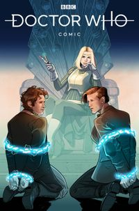 [Image for Doctor Who: Empire of the Wolf Pre-order Covers Here!]