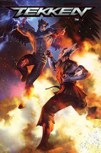 [Image for TITAN COMICS REVEALS CREATIVE TEAM FOR NEW TEKKEN SERIES!]