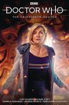 [The cover image for Doctor Who: The Thirteenth Doctor Vol. 2: Hidden Human History]