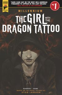 [Image for THE GIRL WITH THE DRAGON TATTOO FRONTS TITAN COMICS' NEW HARD CASE CRIME WAVE!]