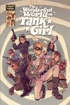 [The cover image for Tank Girl: The Wonderful World of Tank Girl]