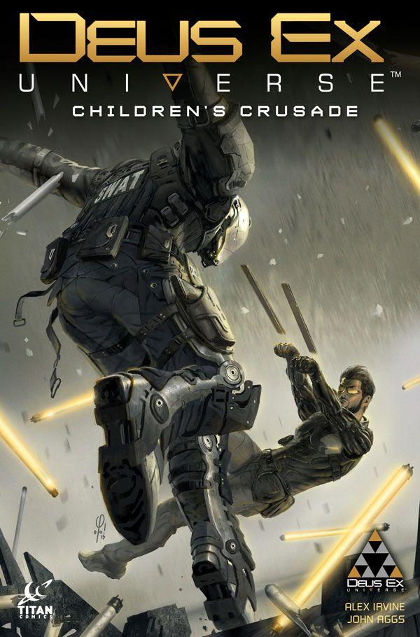 [Cover Art image for Deus Ex]