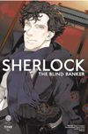 [The cover image for Sherlock: The Blind Banker]