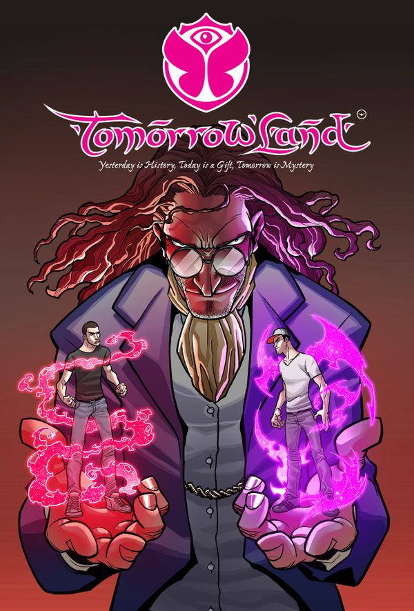 [Cover Art image for Tomorrowland]