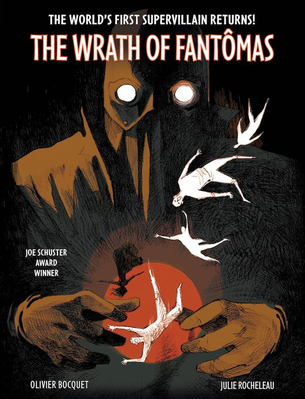 [Cover Art image for Wrath of Fantômas]