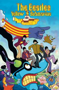 [Image for The Beatles Yellow Submarine]