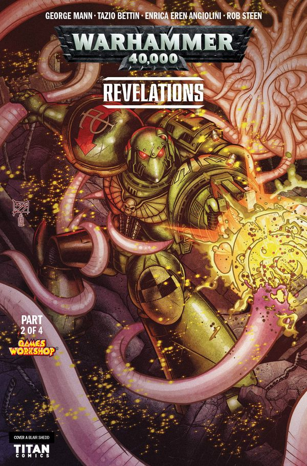 [Cover Art image for Warhammer 40,000: Revelations]
