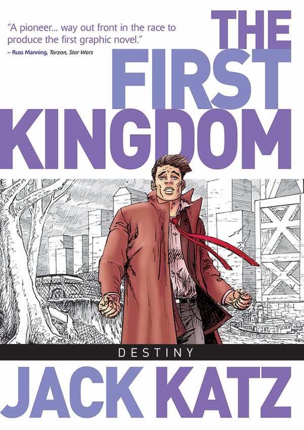 [Cover Art image for The First Kingdom Vol. 6: Destiny]