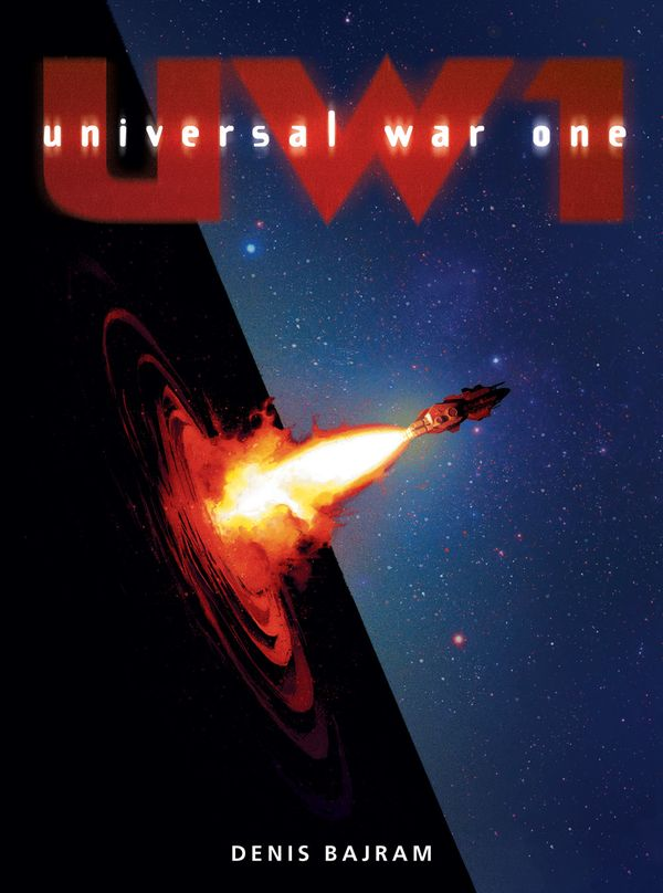 [Cover Art image for Universal War One]