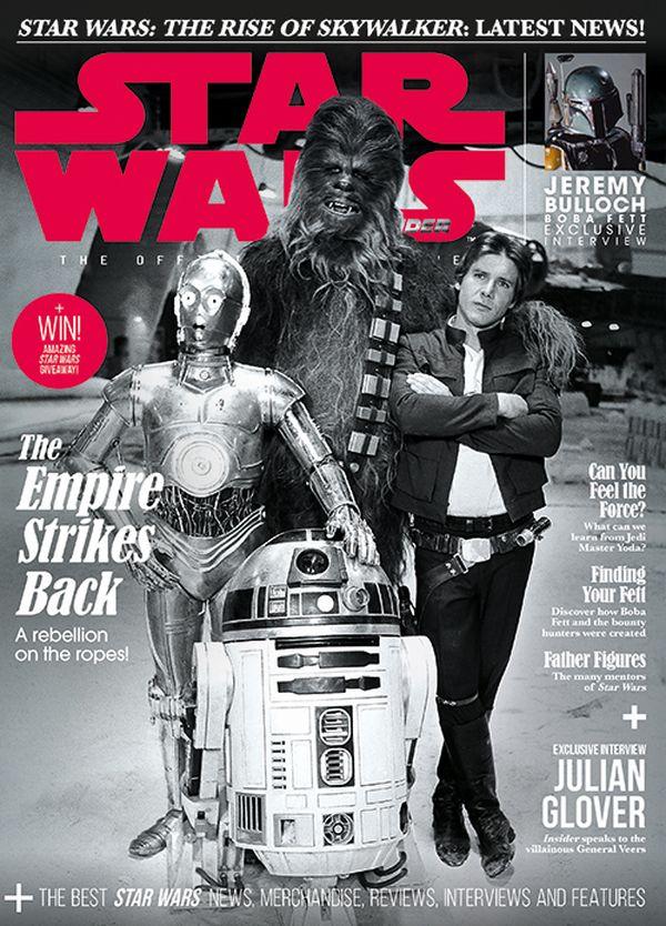 [Cover Art image for Star Wars Insider #190]