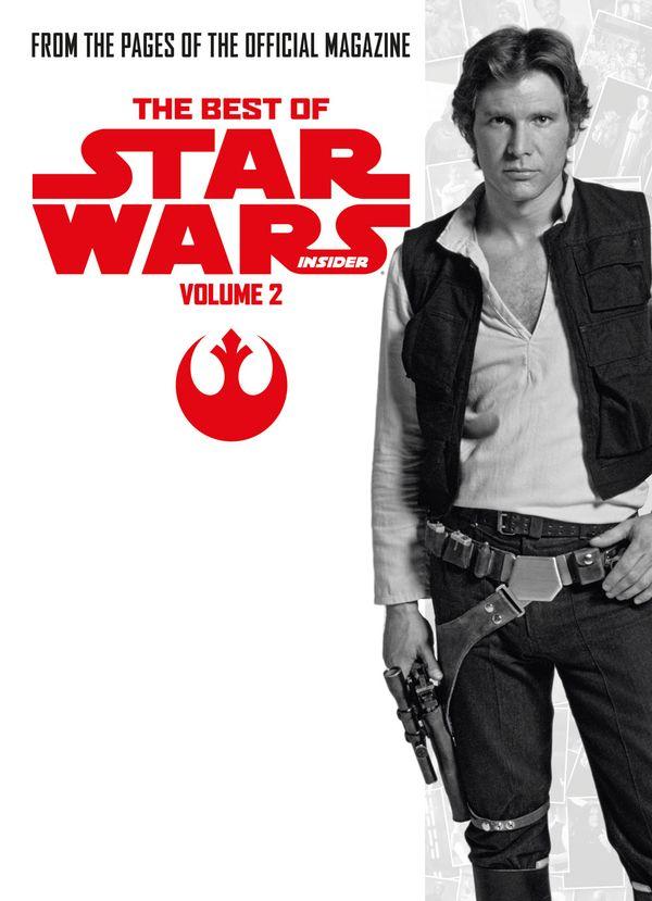 [Cover Art image for Star Wars: Best Of Star Wars Insider Vol. 2]