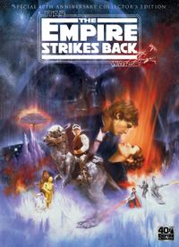 [Image for Star Wars: The Empire Strikes Back: 40th Anniversary Collector's Edition]