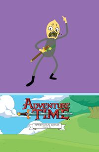 [Image for Adventure Time: Mathematical Edition]