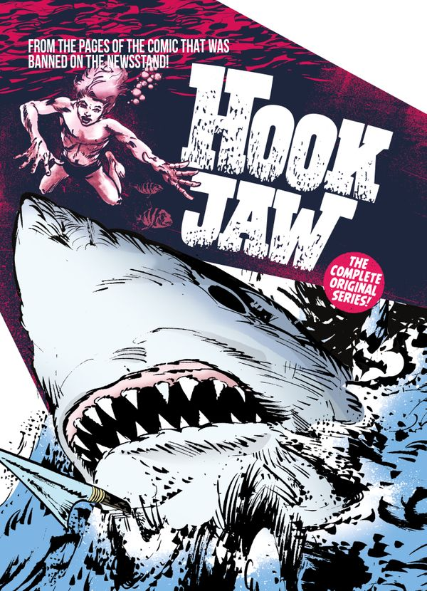 [Cover Art image for Hook Jaw: Archive]