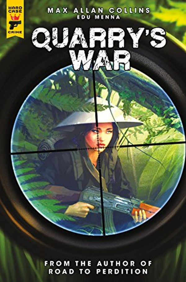 [Cover Art image for Quarry's War]