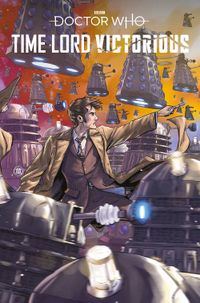 [Image for Doctor Who Time Lord Victorious]