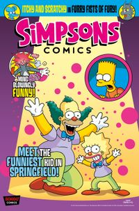 [Image for Simpsons Comics #36]