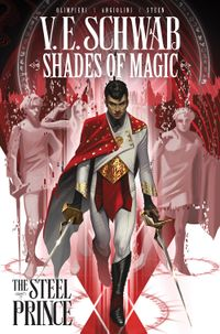 [Image for Shades Of Magic: The Steel Prince Vol. 1]