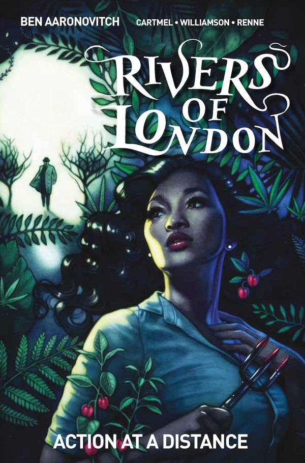 [Cover Art image for Rivers Of London Vol. 7: Action at a Distance]