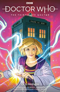 [Image for Doctor Who: The Thirteenth Doctor Vol. 3: Old Friends]