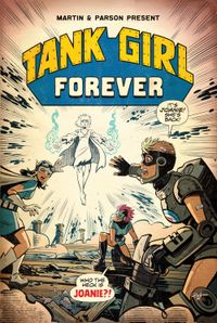 [Image for Tank Girl Forever]
