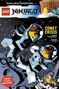 [Image for Lego Ninjago: Comet Crisis]