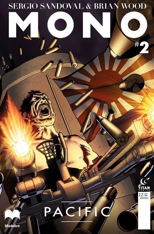 [Cover Art image for Mono: Pacific]