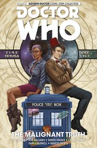 [Image for Doctor Who: The Eleventh Doctor Vol. 6: The Malignant Truth]