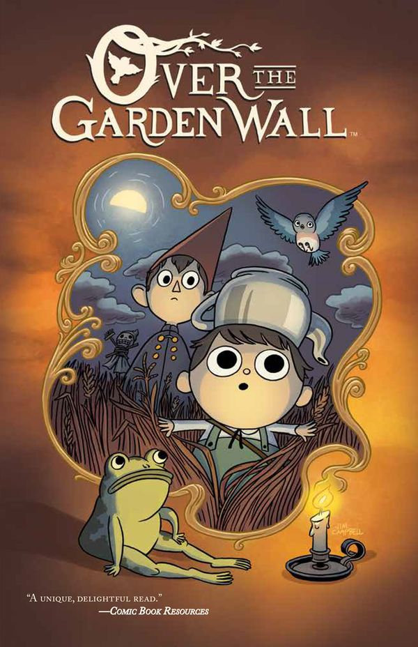 [Cover Art image for Over The Garden Wall Vol. 1]