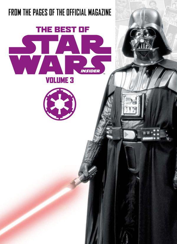 [Cover Art image for Star Wars: Best Of Star Wars Insider Vol. 3]