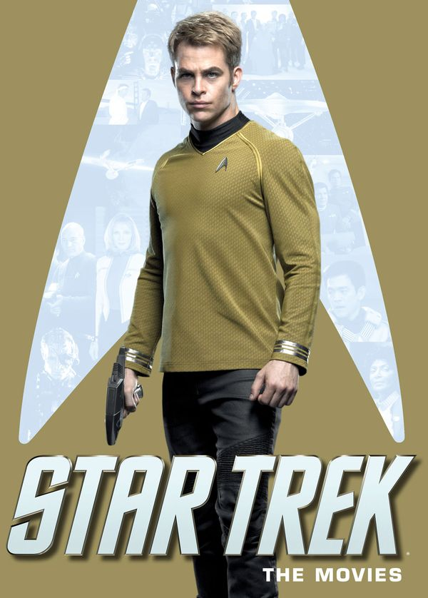 [Cover Art image for Star Trek: The Movies]