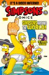 [The cover image for Simpsons Comics #33]