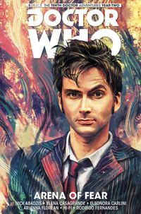 [Image for Doctor Who: The Tenth Doctor Vol. 5: Arena of Fear]