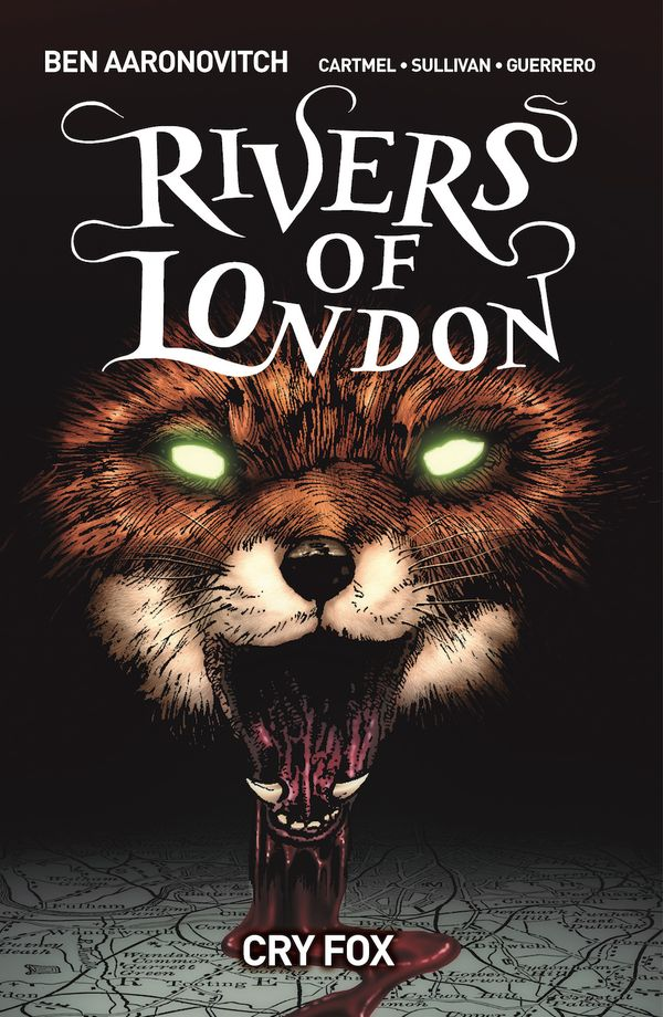 [Cover Art image for Rivers Of London Vol. 5: Cry Fox]