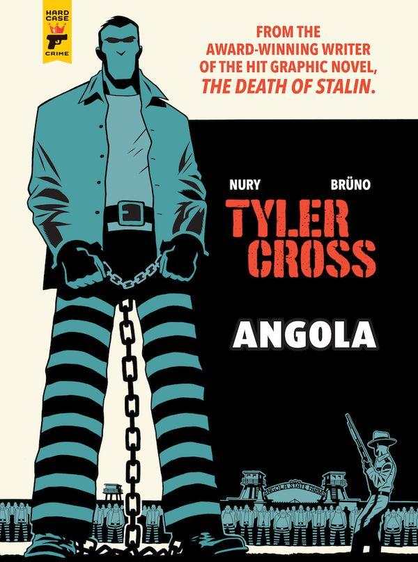 [Cover Art image for Tyler Cross: Angola]