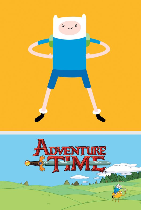 [Cover Art image for Adventure Time Vol. 1 Mathematical Edition]