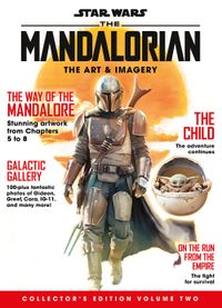 [Image for Star Wars: The Mandalorian - The Art & Imagery Collector's Edition Volume 2]